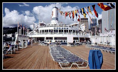 1991: Hawaiian 9 Day Cruise & Solar Eclipse